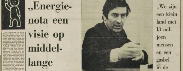 lubbers-1974-energienota-leidsch-dagblad